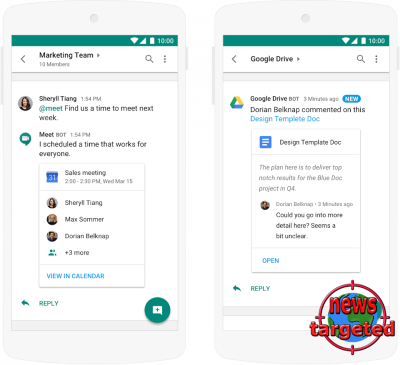 Approaching the end of Hangouts