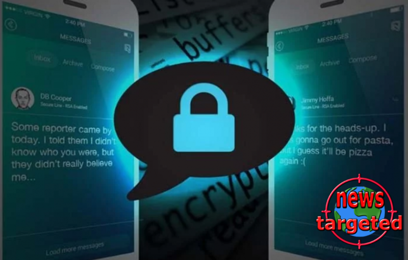 Encrypted Messaging Apps Vulnerable...