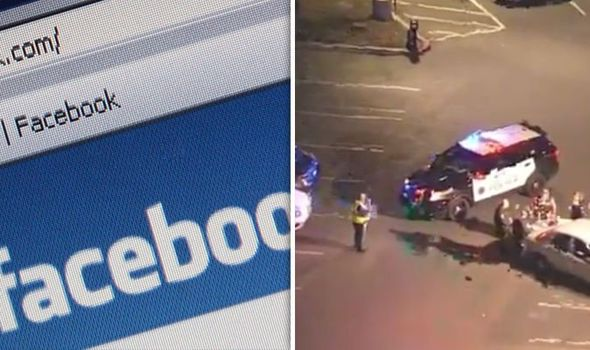 Facebook's headquarters evacuated