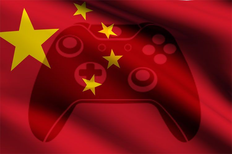 End of game stoppage in China - over 80 new...