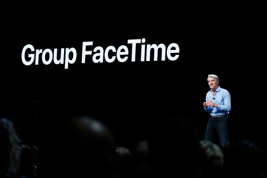 Now Apple is being sued over the FaceTime tab