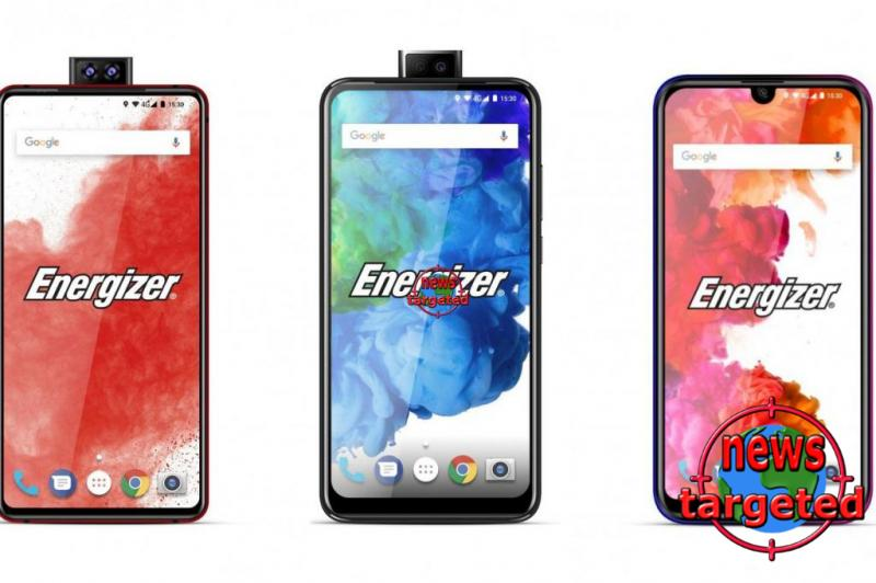 Energizer will unveil the eye-catching phone...