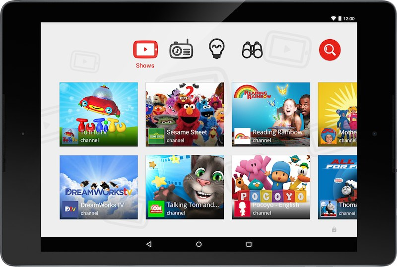 YouTube Kids is launched in Norway