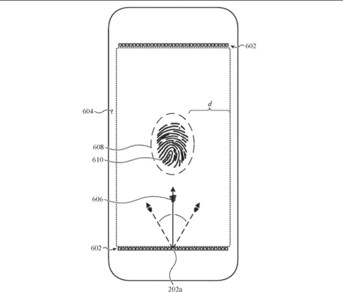 See what patent Apple has secured for the Touch...