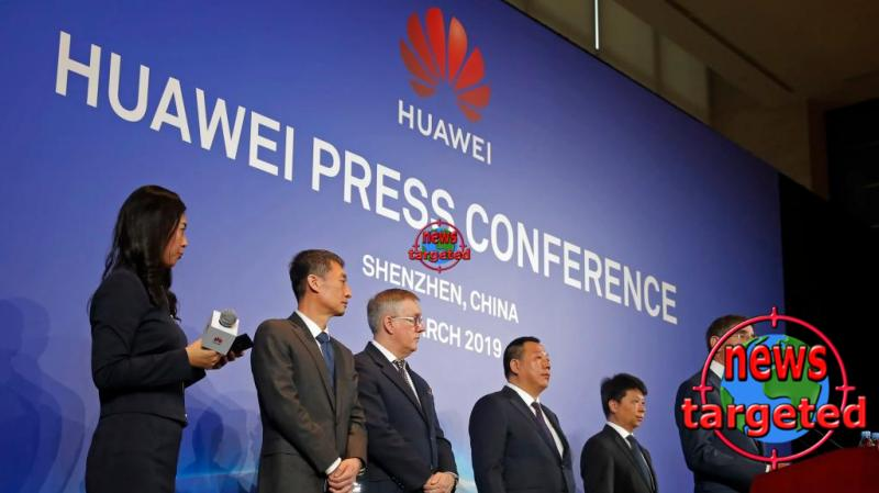 Huawei sues the United States