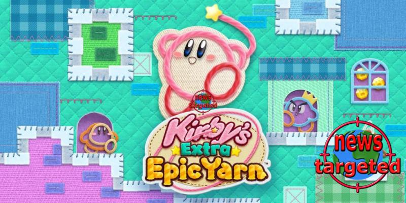 TEST: Kirby's Extra Epic Yarn