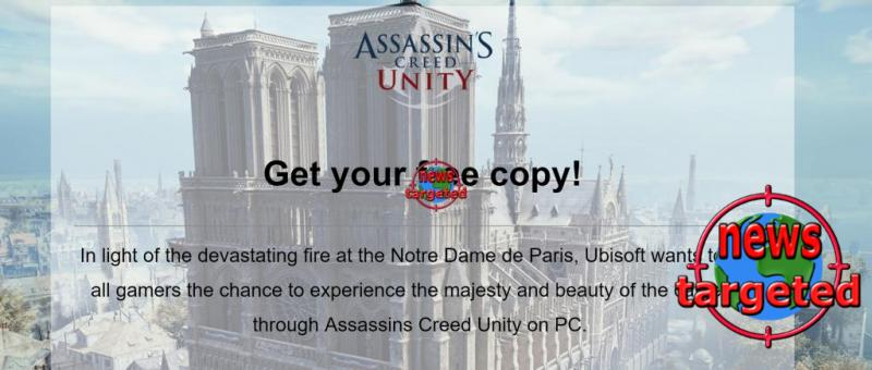 Play Assassin's Creed Unity for free