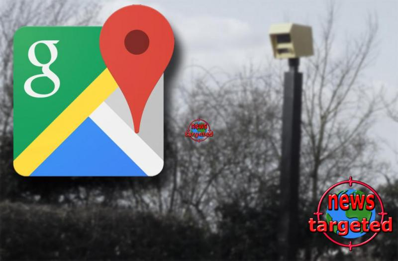 Get notified of speed controls in Google Maps