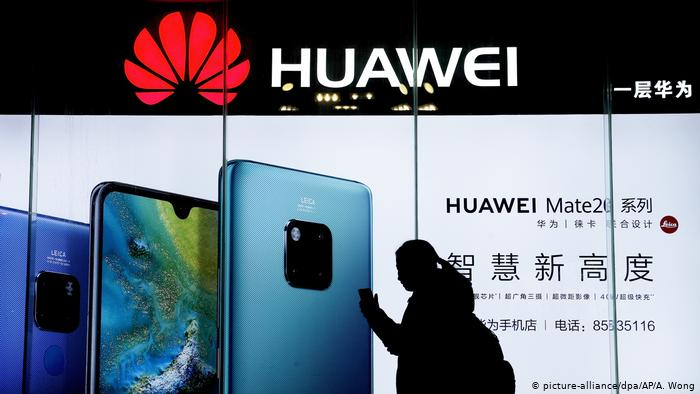 Scientific organization excludes Huawei
