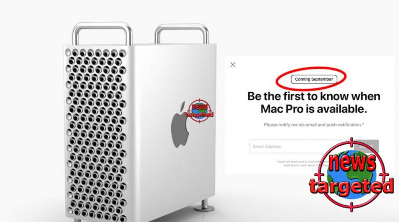 Possible September launch for Mac Pro and Pro...