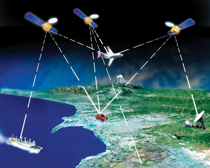 Europe's GPS system affected by technical...