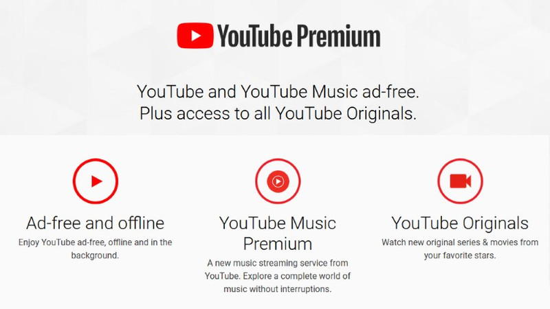 YouTube Originals will be free, but be prepared...