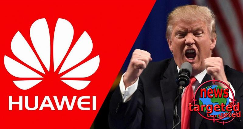 US companies have 90 days to end Huawei...