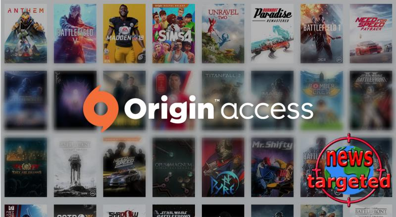 You get one month of free Origin Access if you...