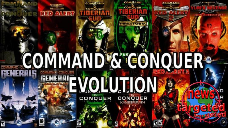 Look at Command & Conquer now