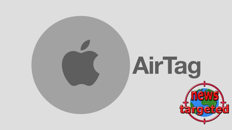 "The name may be Apple ""AirTag"""