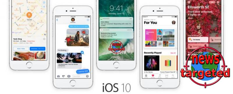 Apple sends out new iOS beta releases...