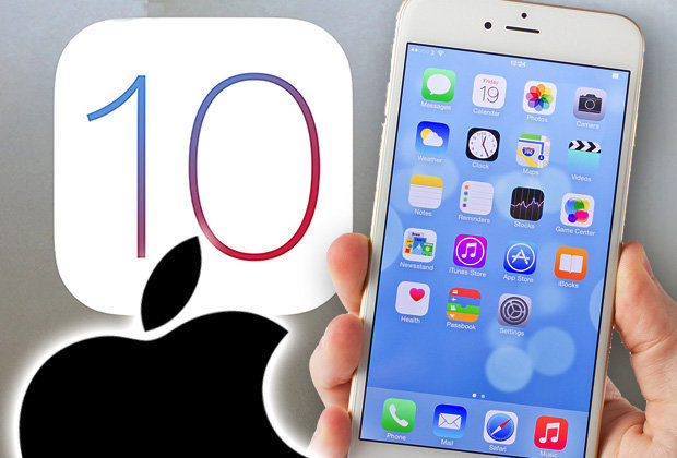 Now all iOS 10-testers download the...