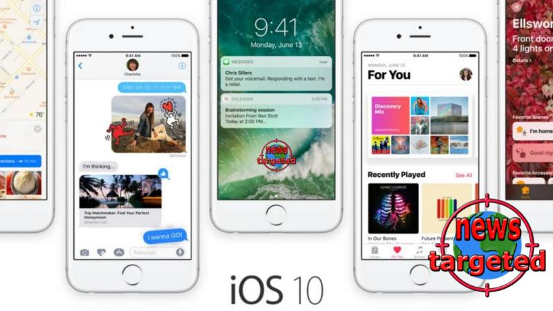 Now iOS 10 launched and a bunch other released!