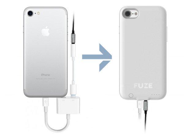 Fuze Cases: Bringing Back the Audio Jack