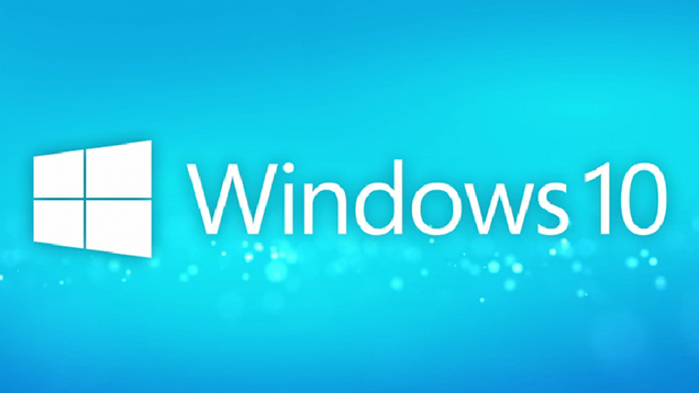 The new Windows 10-test version has a...