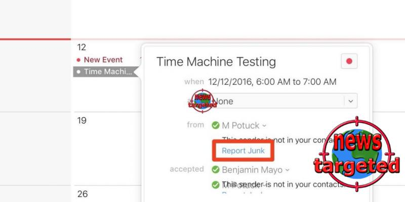 Apple rolling out 'Report Junk' feature for...
