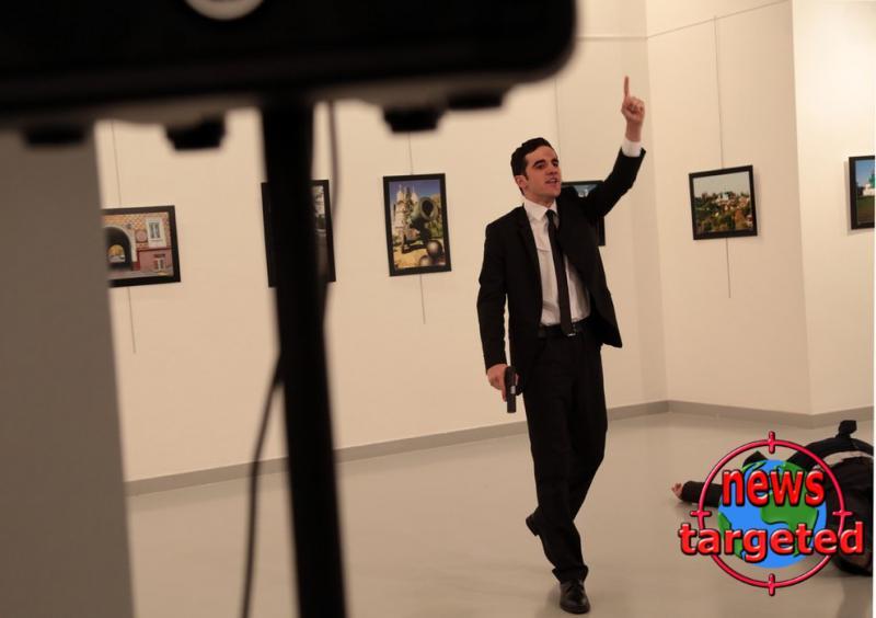 Russian Ambassador to Turkey Karlov shot in Ankara