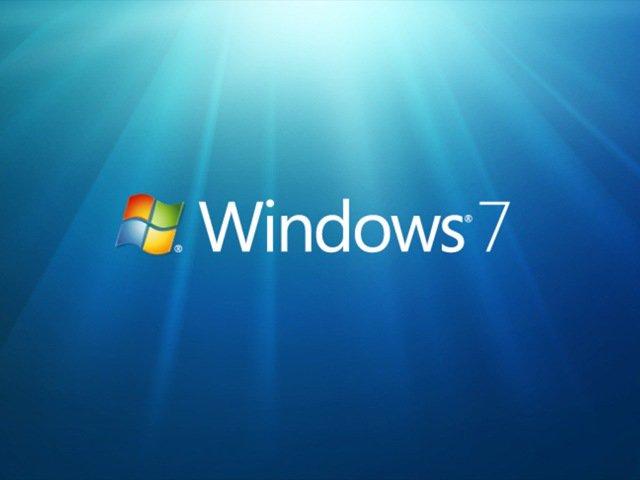 Microsoft: Windows 7 does not meet the demands...