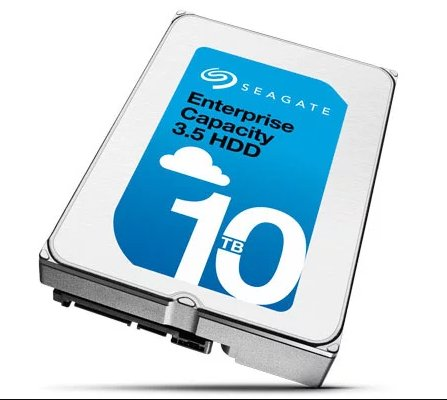 Seagate will make hard drives of 14 and 16 TB