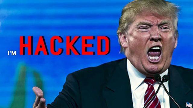 Donald Trump's Website Just Got Hacked