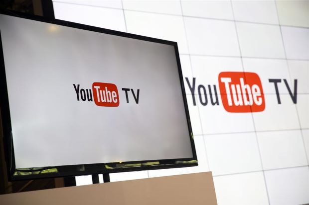 YouTube Launches Its Own Live TV Streaming...