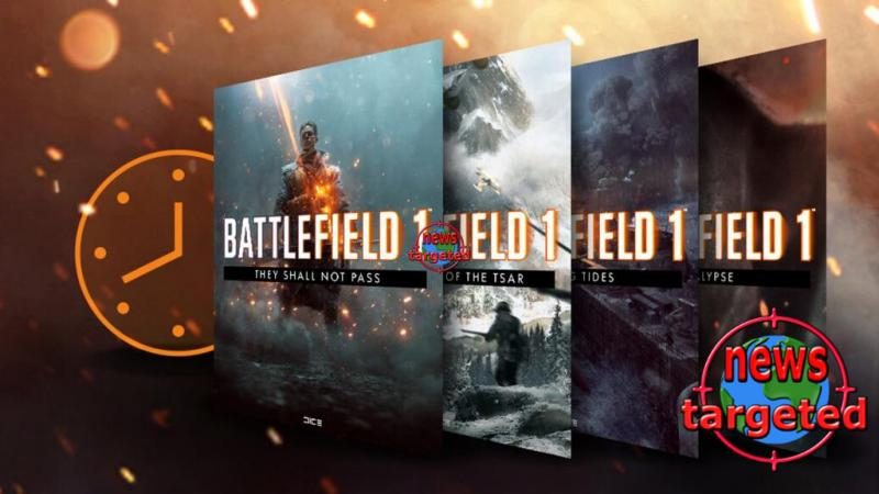 Now the big Battlefield 1 extension...