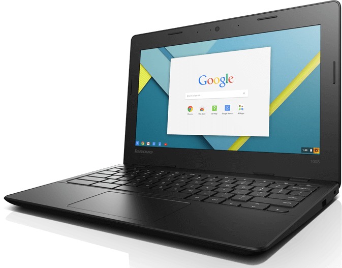Google Chromebook spies on students