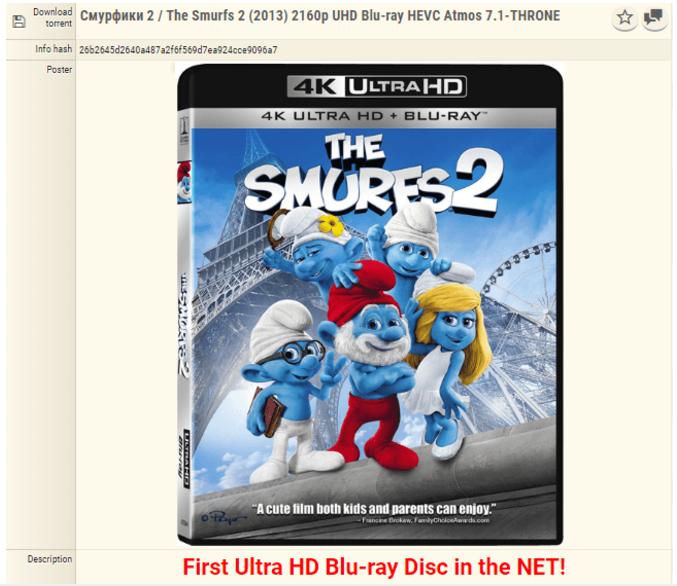 """""""Unbreakable"""" Blu-ray..."""