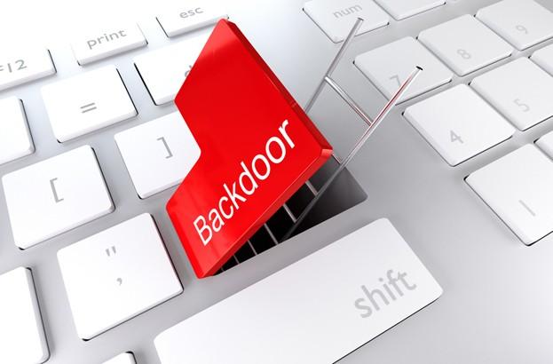 Backdoor hiding in Flash installation...