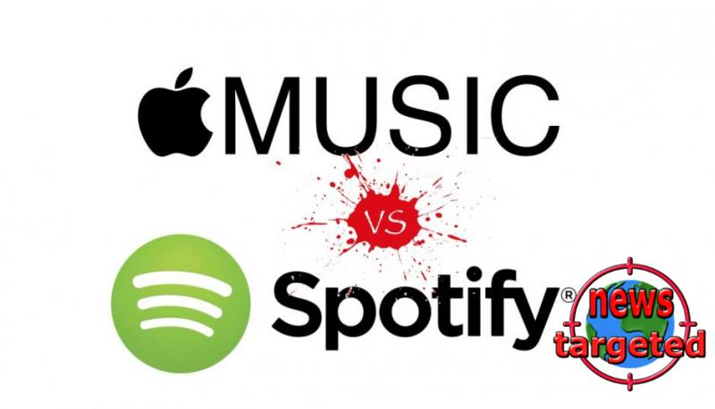 Spotify charges Apple for...