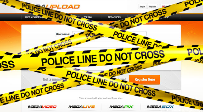 Appeals Court Won't Help Megaupload...