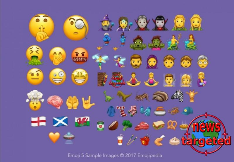 These are the 56 new emotion icons