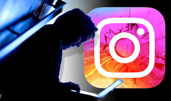 Instagram hacked, personal...