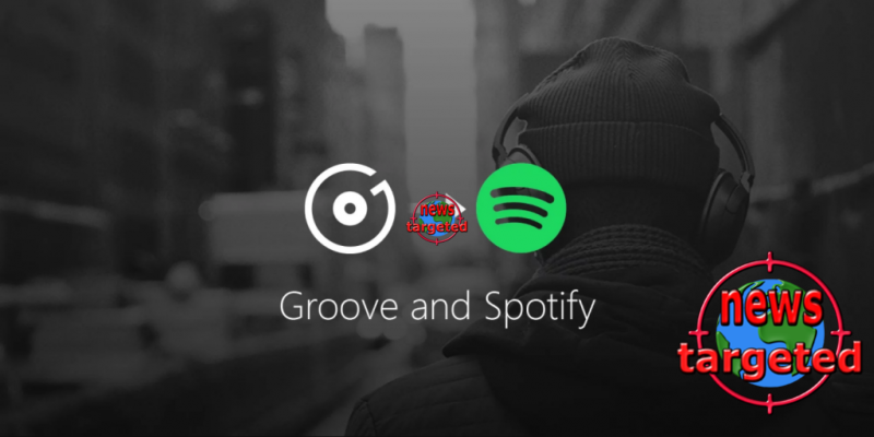 Microsoft gives up Spotify competitor...