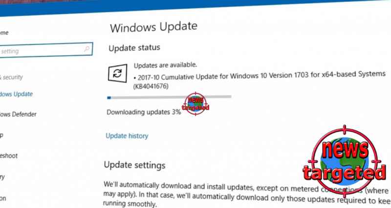 Gigantic Windows 10 updates for all...