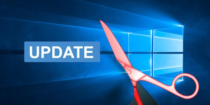 Microsoft updates Windows 10