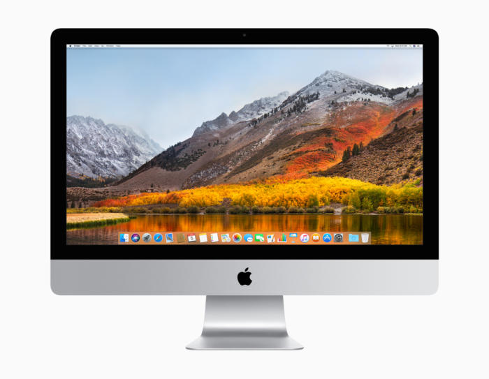 Apple Releases Macos High Sierra...