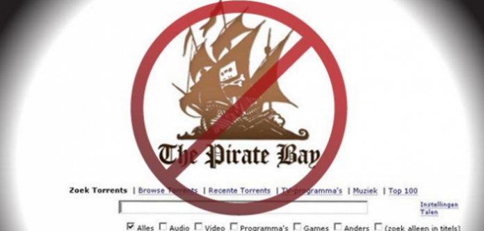 The Pirate Bay is difficult to find...