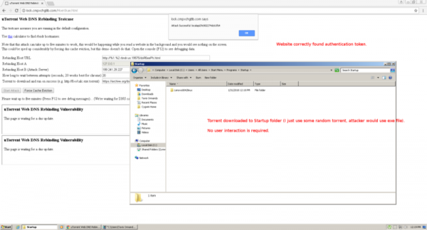 uTorrent bug allows attackers to...