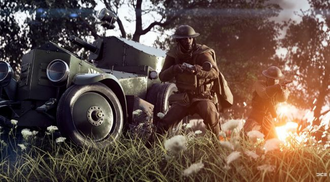 Battlefield 2018 is launched with ten...
