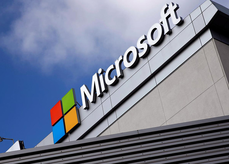 Microsoft's new data center is...