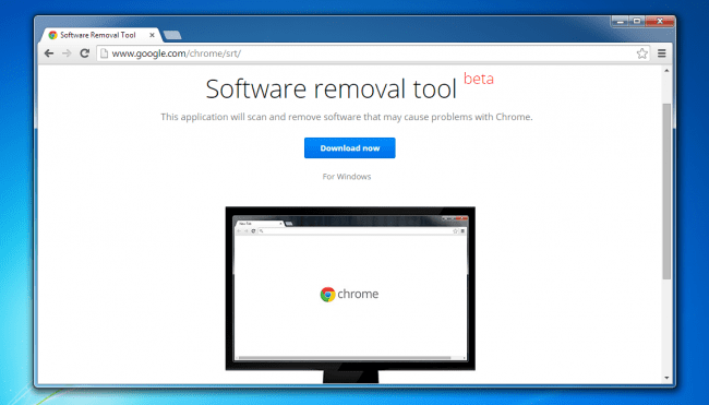 Google removes Chrome Cleanup Tool;...
