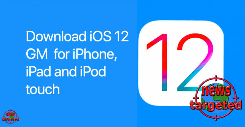 Apple has launched iOS 12 - everyone...