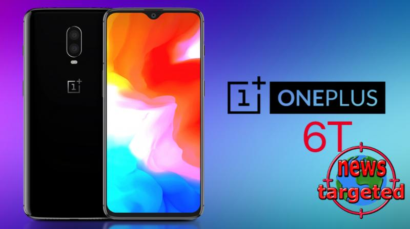 OnePlus 6T coming October 30th